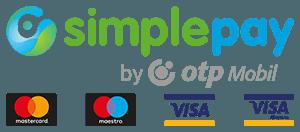 OTP Simple Pay Bankkártyás fizetés